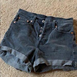 Levis shorts!